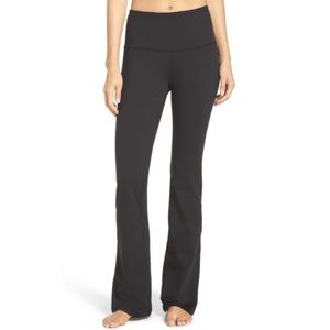 NEW Zella Barely Flare Live In High Waist Pants